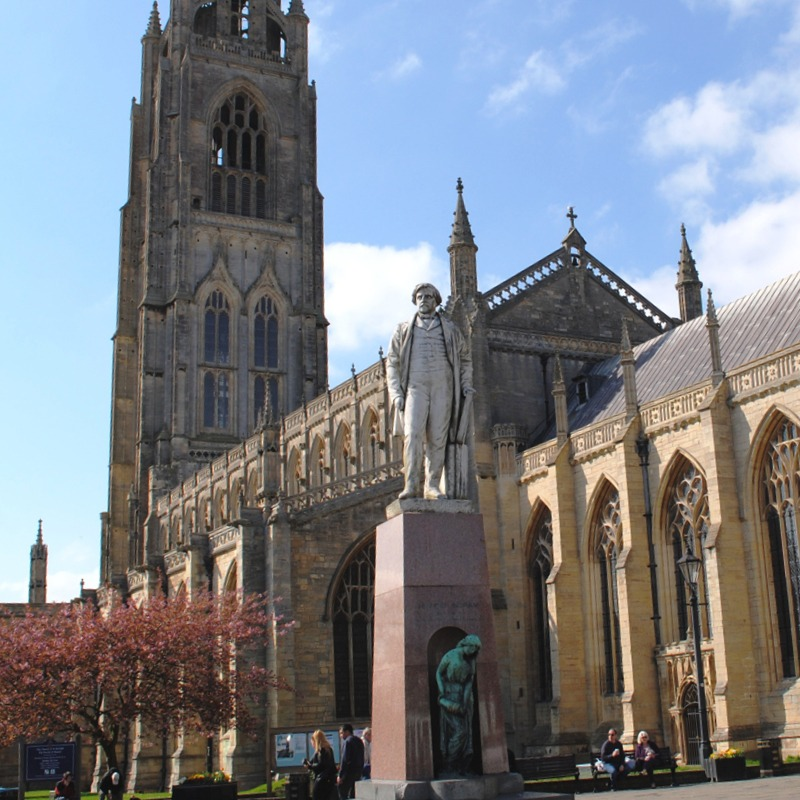 Business Support Programme Launched for Lincolnshire Towns