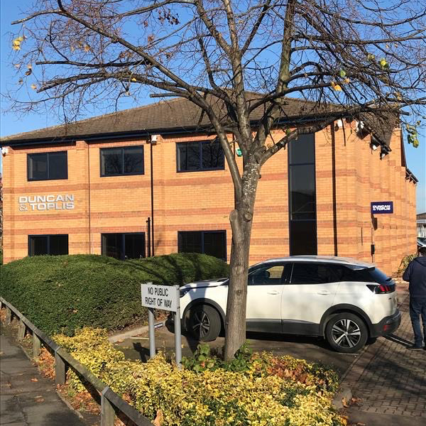 New office to mark five years in Loughborough