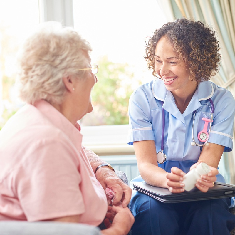 Keeping compassionate people in care