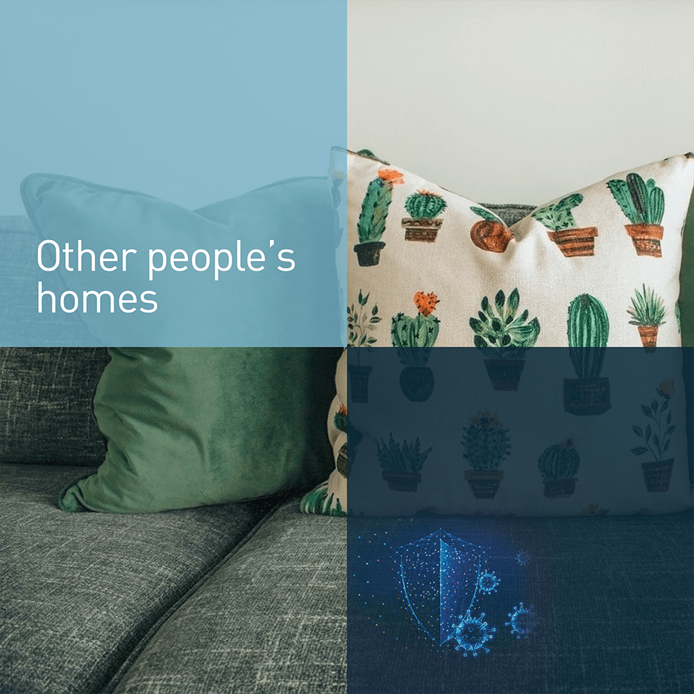 Other people's homes