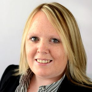 Sarah Holford, Tax Manager